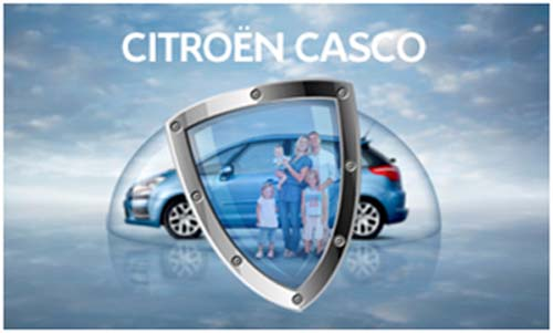 Citroen casco